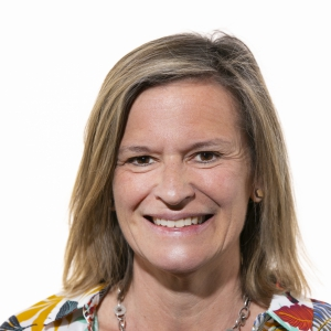 Cathy Masset, juriste voor nalatenschappen bij AZG